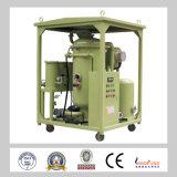 Purificatore dell'olio isolante della singola fase, macchina di Regeration dell'olio del trasformatore, olio residuo del trasformatore che ricicla macchina (JY)
