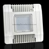 130W 주유소 빛 UL 열거된 고능률 크리 사람 LED 닫집 빛