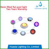 indicatore luminoso subacqueo della piscina di 316ss LED per la piscina
