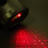 Luzes de Natal ao ar livre do laser do projetor da estrela com de controle remoto sem fio