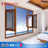 Ventana de ventana de vidrio horizontal personalizada