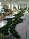 Pared que sube artificial de las plantas plásticas del precio de fábrica de la exportación