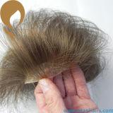 Le Toupee de cheveux humains de Remy des hommes indiens de Toupee