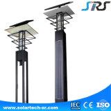 Indicatore luminoso Integrated solare del giardino dell'acciaio inossidabile 12W LED per il neo con la certificazione del Ce