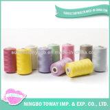 Linha estofando de nylon Wooly de rayon forte dos tamanhos do costume