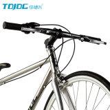 Bici del camino del mecanismo impulsor de eje de la vendimia ninguna bicicleta de cadena