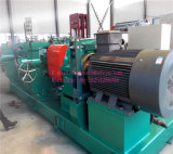 Moulin de mélange de Rolls en caoutchouc deux, Mixingmachine en caoutchouc, moulin de mélange ouvert