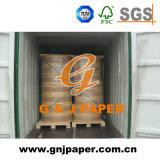 Papel de copia sin carbono chino en la imagen azul (papel de la NCR)