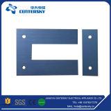 Faisceau en acier de silicium de transformateur en tant que forme E-I de laminage d'Ut pour a simple