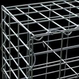 Feito na China 2X1X0.5m Galfan soldado Gabion Basket