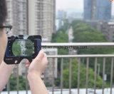 Держатель переходники для Monocular микроскопа телескопа объема Spotting мобильного телефона бинокулярного