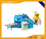 Máquina que moldea del bloque automático del cemento de Atparts con alto Reliablity