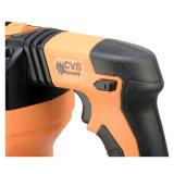 Construction forant le marteau rotatoire avec l'embrayage sûr et le Cvs (NZ30)