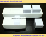 Schede nella scheda bianca in bianco della plastica della scheda del PVC della scheda