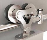 Ferragem de vidro da porta deslizante/acessórios elegantes da porta de celeiro (LS-SDS 6506)