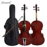 Violoncelo do violoncelo Handmade dos instrumentos musicais o melhor para a venda