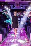Effet infini de vente chaud de miroir de Dance Floor de visibilité de DEL 3D