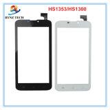 Передвижной франтовской экран касания индикации LCD сотового телефона для HS1300 HS1353 V601