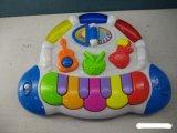 Brinquedo semicircular Multifunctional educacional plástico do bebê do órgão dos miúdos