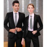 Ternos feitos sob encomenda do projeto magro dos blazeres do terno do lazer para a fábrica dos homens
