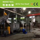 полиэтиленовая пленка 500 kg/h Mooge моя рециркулирующ машинное оборудование