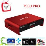 Pendoo T95u PROS912 2g 16g Fernsehapparat-Kasten mit Bluetooth Tastatur-Mausandroidem Kodi Fernsehapparat-Kasten 17.0