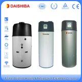 2.8kw, caldera del calor de la fuente de aire 150L