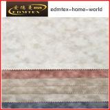 Polyester 100% gestricktes Gewebe-Drucken-Samt-Vorhang-Gewebe (EDM112)