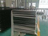 Heißes Verkaufs-Puder beschichtete den flache Oberseite-Stahl, der hohes dekoratives, Verzierungen, galvanisierter Stahl einzäunt