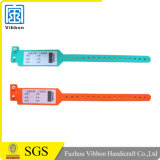 Krankenhaus-Qualität Identifikation-Armband-VinylWristbands