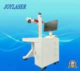 Petite machine d'inscription de laser de fibre d'acier inoxydable