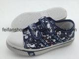 Les chaussures de toile d'injection de sports d'enfants vendent les chaussures en gros de chaussures (FFHH-092607)