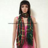 100% polyester, écharpe multifonctionnelle matérielle de voile avec l'impression de Bowknot