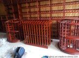 Подгоняйте погреб погреб деревянной мебели винный с реальным изображением фабрики