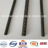 構築のための7mmのプレストレスを施す具体的な鋼線