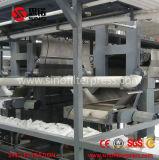 Plaque automatique Filtre Frame presse avec convoyeur à bande
