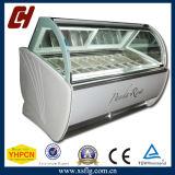 Showcase//Showcase de Gelato para a aprovaçã0 do CE do gelado