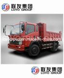 Camion de dumper de faible puissance du camion 190HP 6-Wheel 4X2 6m3 de Sinotruk