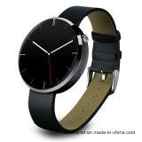 Reloj elegante Dm360 para el teléfono móvil androide del IOS con el reloj de Bluetooth del monitor del ritmo cardíaco