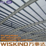 China fácil y rápidamente instala la estructura de acero ligera de acero del gráfico cad del suelo de la estructura