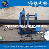 Профессиональная труба полиэтилена высокой плотности газа изготовления