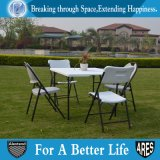 Silla de plegamiento al aire libre ligera con el jardín PP-Gris
