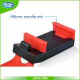 Grados flexible superventas de la alta calidad 360 que giran el sostenedor del coche del teléfono móvil para el sostenedor elegante del coche del teléfono