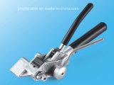 Ferramenta da fita da cinta plástica do aço inoxidável/aço inoxidável