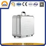 Cassa di alluminio promozionale di viaggio del carrello con & rotelle