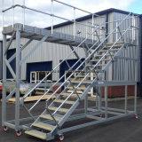 Aluminiumprofiel / Aluminium Extrusie Profielen voor Steigerbuis