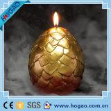 恐竜の蝋燭の創造的な蝋燭を工夫する熱い恐竜の卵の蝋燭