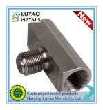 CNC Precisie die Deel met Roestvrij staal 304 machinaal bewerken