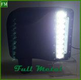 CREE LED 27W für Jeep Warngler Zusatz schwarzes seitliches Spiegel-Licht