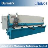 Machine de tonte de feuillard de commande numérique par ordinateur de QC12k 16X4000 pour la feuille d'aluminium de découpage